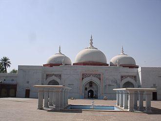 Bhera - Sher Shah Suri Jamia Mosque, 1540