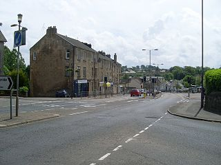 Busby, East Renfrewshire human settlement in United Kingdom