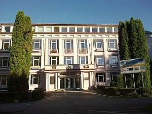 Jessenius Faculty of Medicine - Main Building