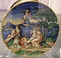 Maiolica di urbino, ercole edeianira, 1550-74.jpg