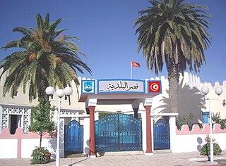 Tebourba Place in La Manouba Governorate, Tunisia