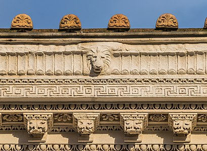 Maison Carrée in Nîmes, Gard, France