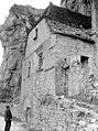 Maisons - Vue - Rocamadour - Médiathèque de l'architecture et du patrimoine - APMH00036963.jpg
