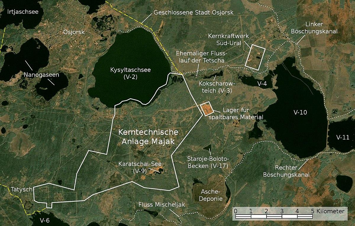 Лучшее места на карте маяк