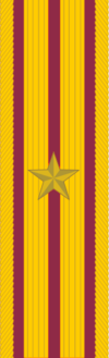 Major rank insignia (Manchukuo).png