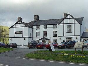 Red Bandits of Mawddwy - Brigands Inn, Mallwyd