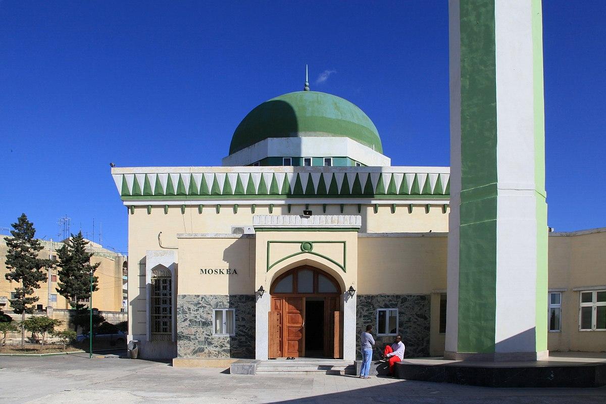 Mosques Wikipedia: Mariam Al-Batool Mosque