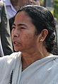 Mamata Banerjee - Kolkata 2011-12-08 7537 Cropped.JPG
