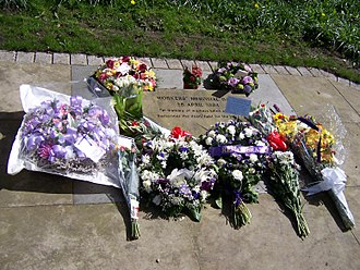 Workers' Memorial Day - Manchester Workers' Memorial