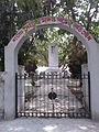 Mangal Pandey Cenotaph Entrance - Barrackpore Cantonment - North 24 Parganas 2012-05-27 01281.jpg