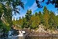 Manitou River Cascades Waterfall, Minnesota (43999268670).jpg