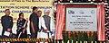 Manmohan Singh inaugurating the Housing Complex Dhanas, at Dhanas, Chandigarh. The Governor of Punjab, Shri Shivraj Patil, the Union Minister for Housing & Urban Poverty Alleviation.jpg