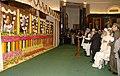 Manmohan Singh unveiling the portraits of Satguru Ram Singh Ji, Biplabi Leela Roy, Giani Gurumukh Singh Musafir, Babu Veer Kunwar Singh, Ramdhari Singh Dinkar, Swaran Singh and Shaheed Jayee Rajguru in Central Hall.jpg