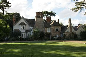 Grantchester - Manor Farmhouse