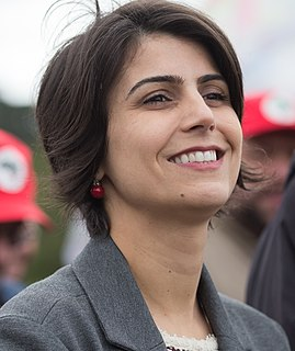 Manuela dÁvila Brazilian politician
