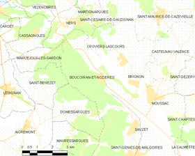 Map commune FR insee code 30046.png