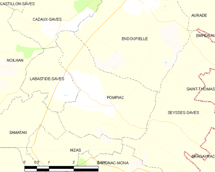 File:Map commune FR insee code 32322.png