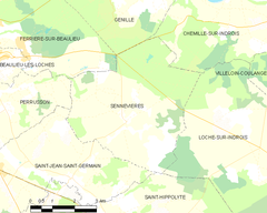 Map commune FR insee code 37246.png