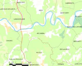 Map commune FR insee code 46007.png