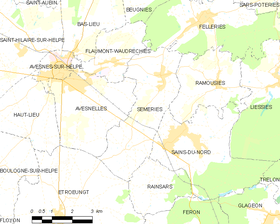 Map commune FR insee code 59562.png