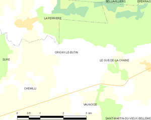 Map commune FR insee code 61318.png