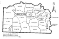 Map of Greene County, Pennsylvania.png
