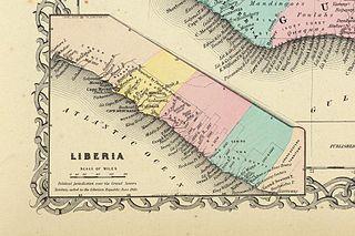 History of Liberia Historical development of Liberia