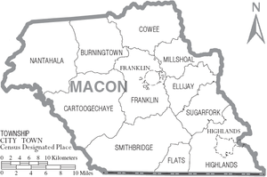 Macon County North Carolina Wikipedia