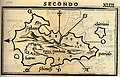 Map of Siphnos - Bordone Benedetto - 1547.jpg