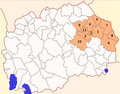 Map of the municipalities of Eastern Statistical Region el.png