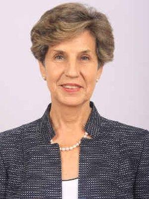 Isabel Allende (politician) - Image: María Isabel Allende Bussi