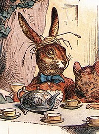 Image result for the march hare