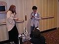 Maren Stevens and Suzanne Reisman (4876482803).jpg