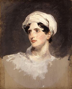 Maria Graham - Maria, Lady Callcott by Sir Thomas Lawrence