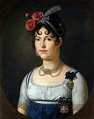 Duchy of Lucca - Image: Maria Luisa of Spain, queen of Etruria and duchess of Lucca