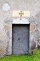 Maria Saal Hoefern 1 Brandlhof-Kapelle Eingang 14102010 30.jpg