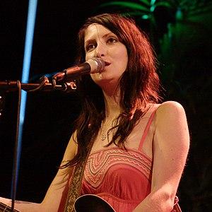 Maria Taylor - Maria Taylor performing in 2009.