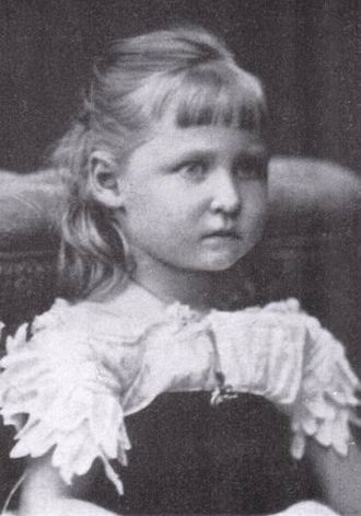 Princess Marie of Hesse and by Rhine (1874–1878) - Princess Marie in 1878
