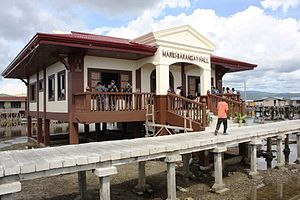 Barangay - Mariki Barangay Hall in Zamboanga City