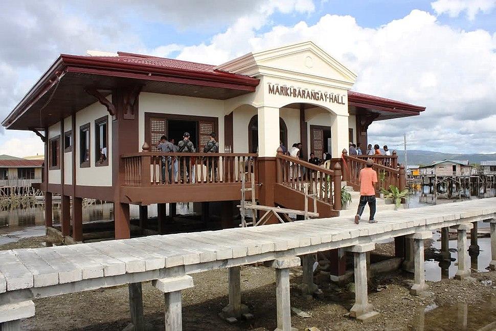Mariki Barangay Hall