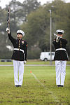 Marine Corps Battle Color Detachment performs at Marine Corps Air Station Beaufort 150323-M-ZZ999-179.jpg