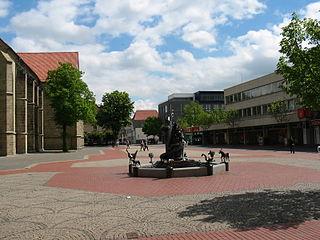Marktplatz Hamm