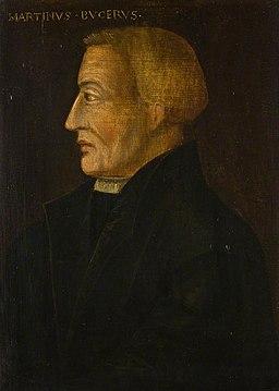 Martin Bucer by German School