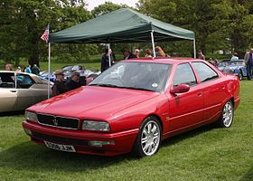 Maserati 4-porte 3217cc registered October 1998.JPG