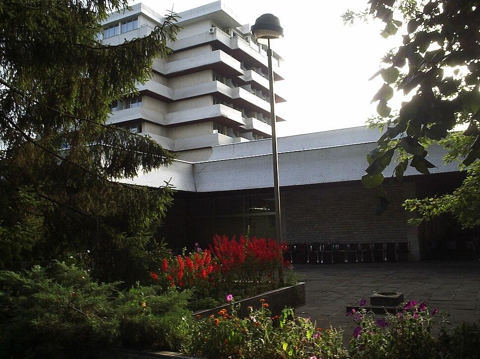 Mataruska banja hotel
