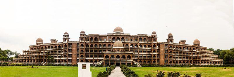 Math Department Peshawar University Panorama.jpg