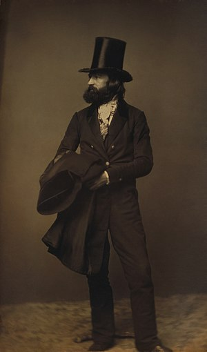 William Sidney Mount - Daguerreotype photograph of Mount by Mathew B. Brady, circa 1855