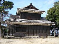 Matsuyama castle(Iyo),Nohara-yagura.JPG