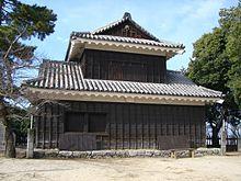松山城野原櫓