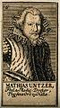 Matthias Untzer. Line engraving, 1688. Wellcome V0005944.jpg